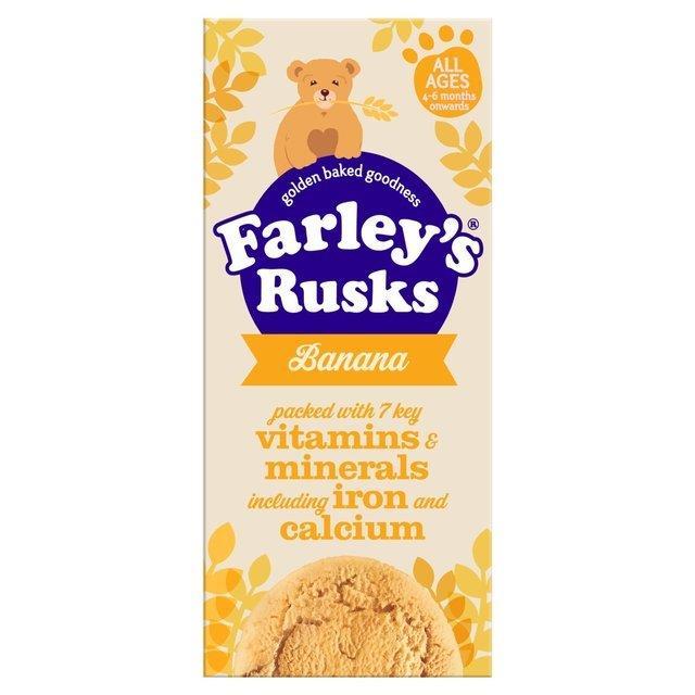 Farley's Rusks Banana 9's