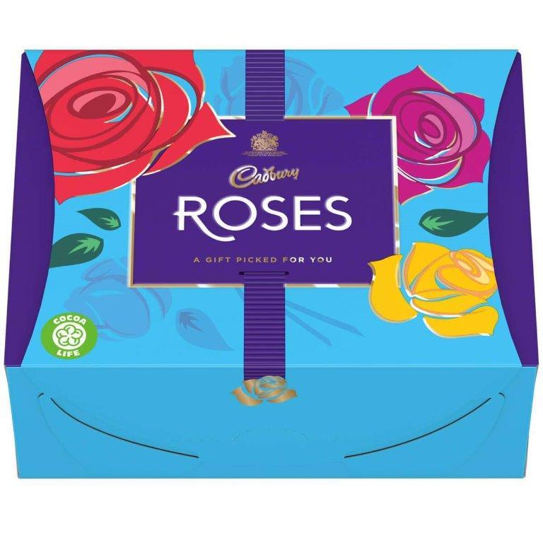 Cadbury Roses Carton 115g