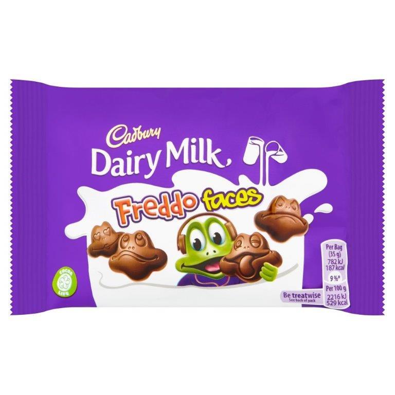 Cadbury Freddo Faces Std 35g