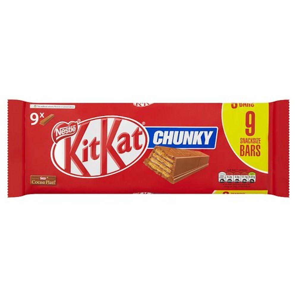 Kit Kat Chunky 9pk (9 x 32g)