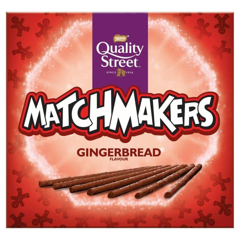 Quality Street Matchmakers Gingerbread 120g