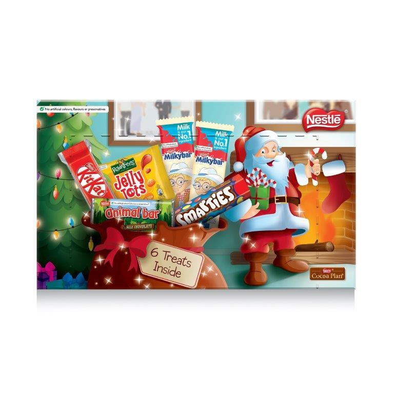 Nestle Medium Selection Box 143.7g