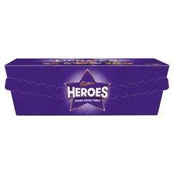 Cadbury Heroes Carton 76g