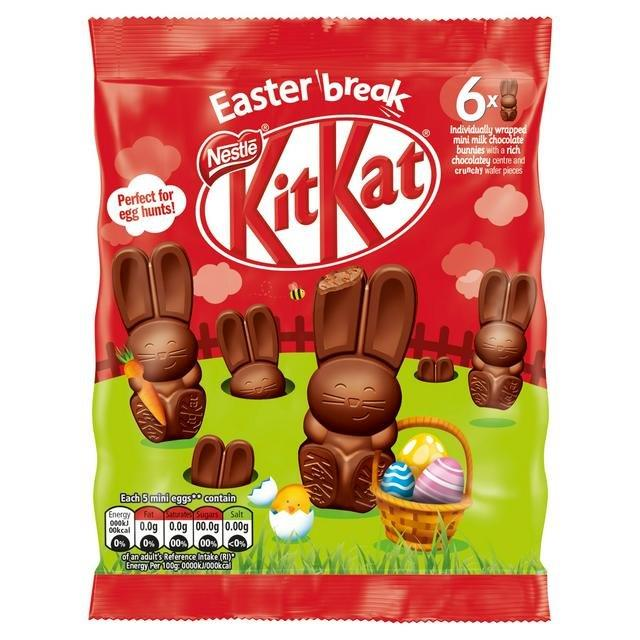 Kit Kat Bunny Bag 66g