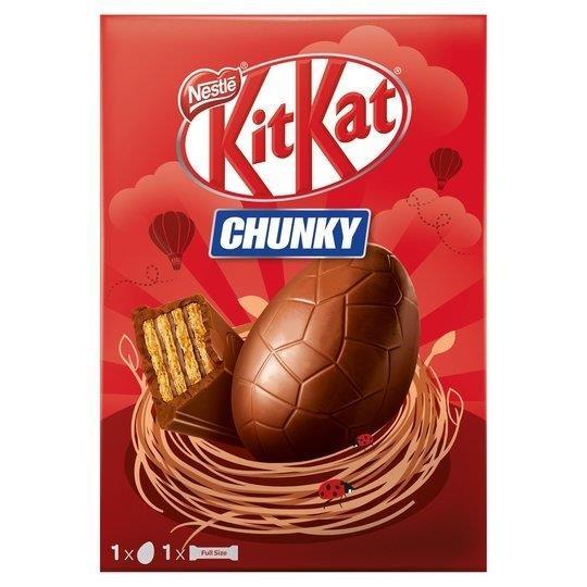 Kit Kat Chunky Medium Egg 129g