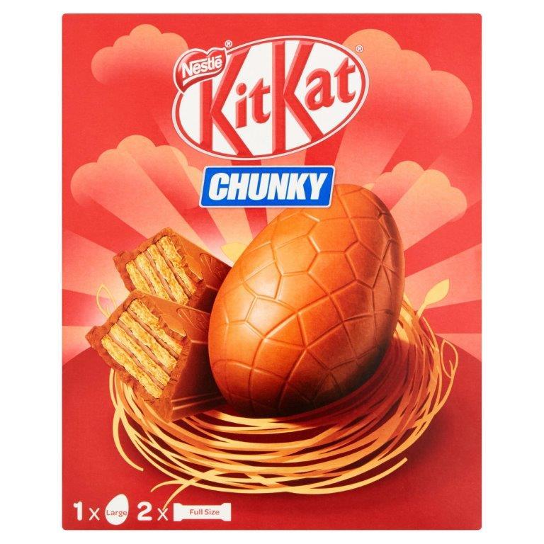 Kit Kat Chunky Large Egg 260g
