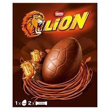 Lion Large Egg 280g