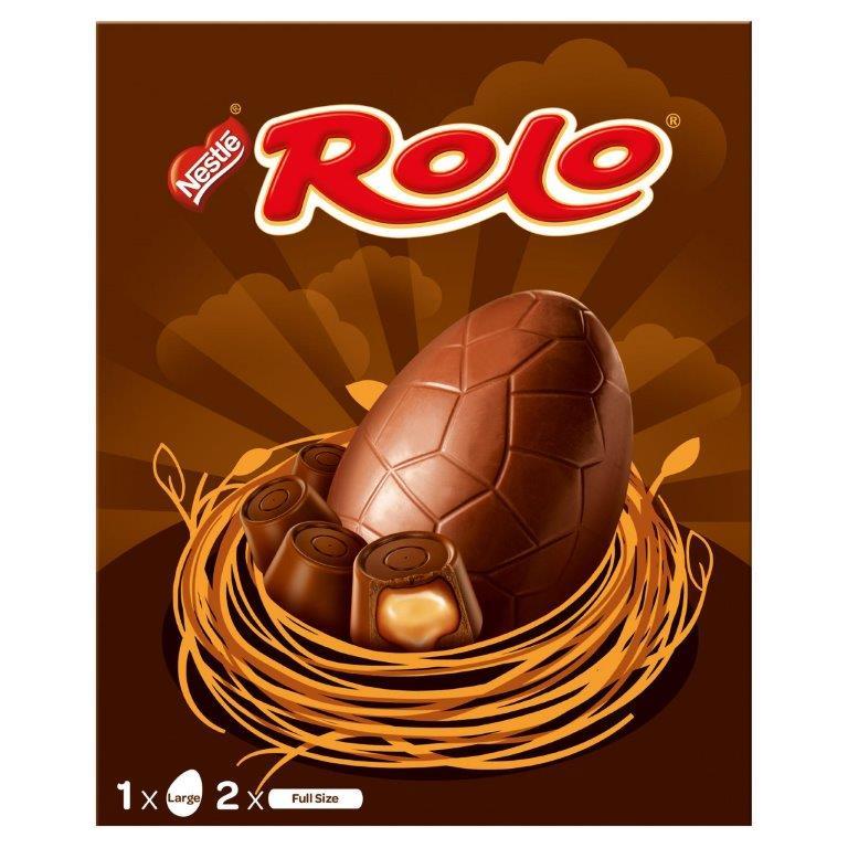 Rolo Large Egg 284g