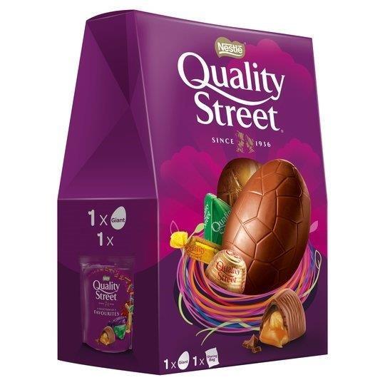Quality Street Giant Egg 315g