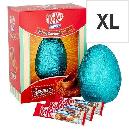 Kit Kat Chunky Cookie Dough Giant Egg 516g