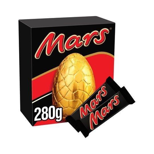 Mars Large Egg 280g