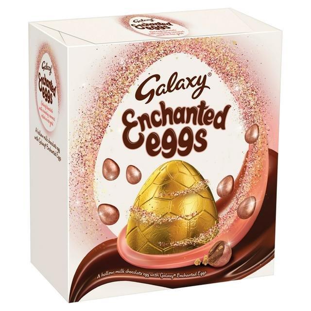 Galaxy Enchanted Large Egg 234g
