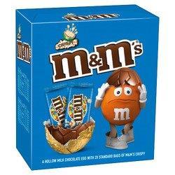M&M's Crispy Large Egg 250g