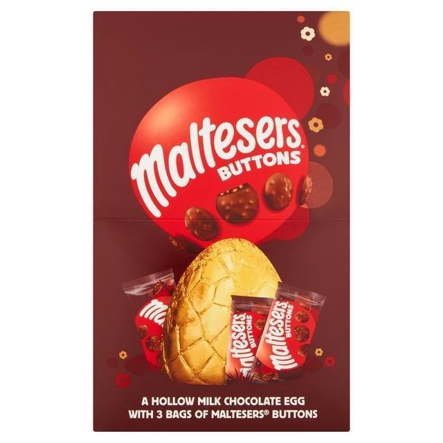 Malteser Buttons Extra Large Egg 274g