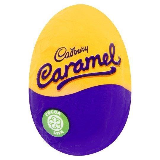 Cadbury Dairy Milk Caramel Egg 40g