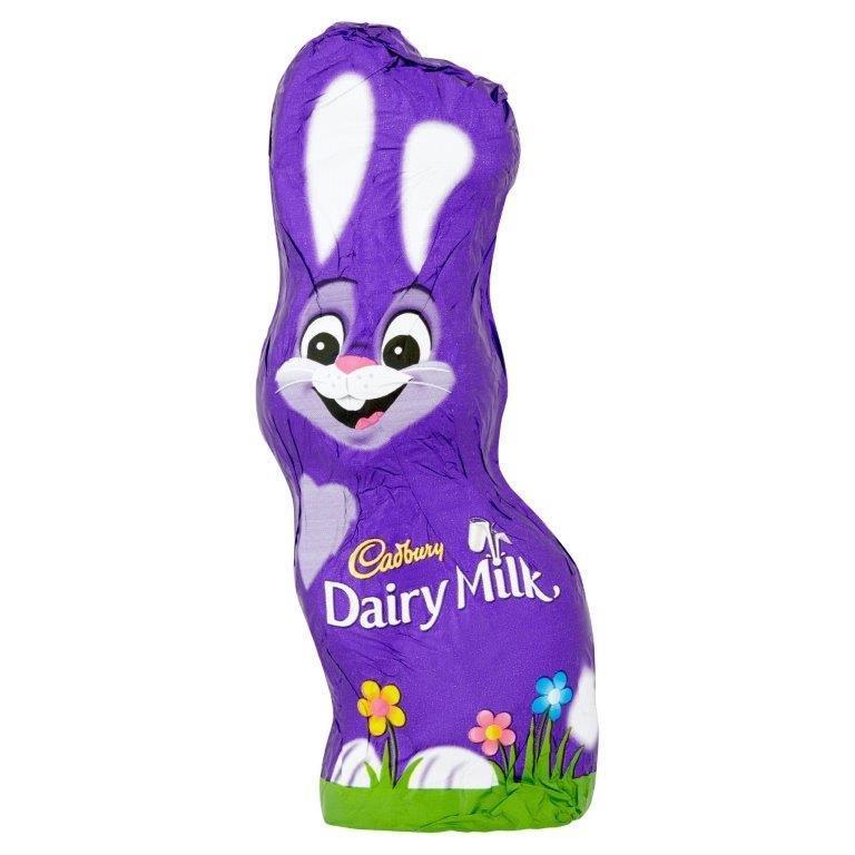 Cadbury Dairy Milk Hollow Bunny 50g