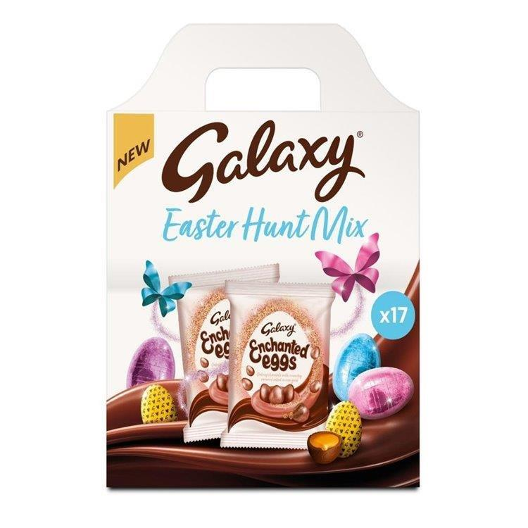 Galaxy Easter Hunt Mix 306.4g