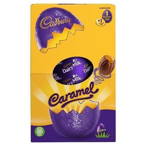Cadbury Caramel Medium Egg 139g