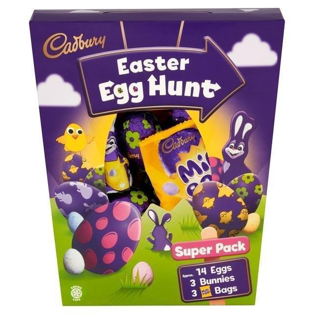 Cadbury Easter Egg Trail 342.75g