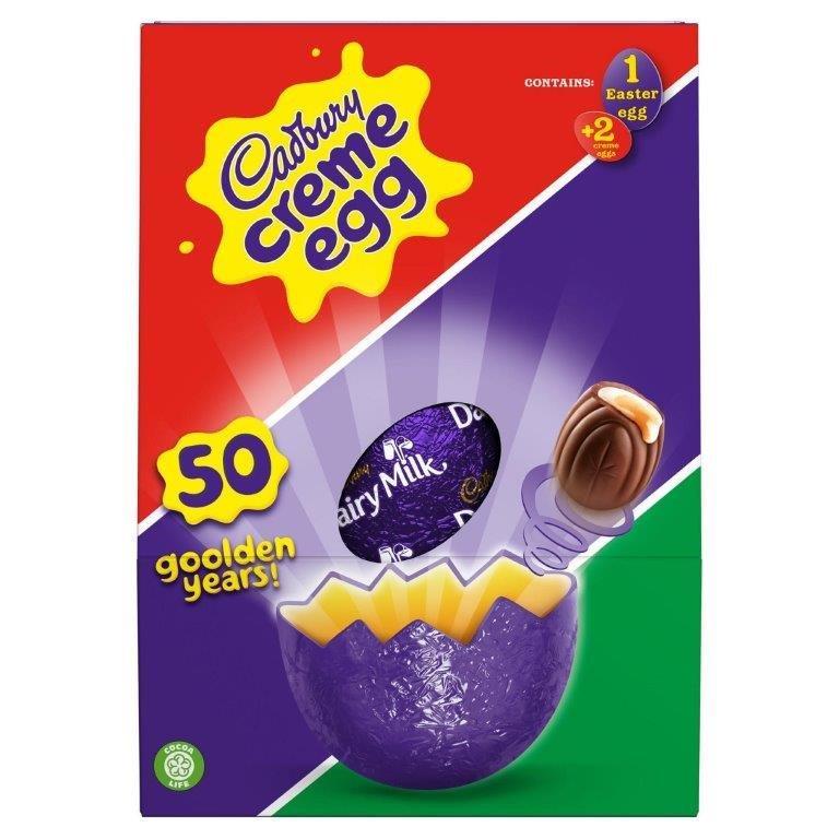 Cadbury Creme Egg Large Egg 233g