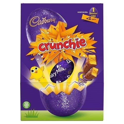 Cadbury Crunchie Large Egg 233g