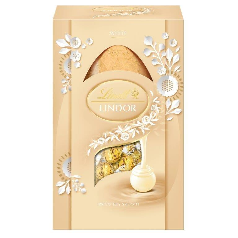Lindor Shell Egg Assorted 260g