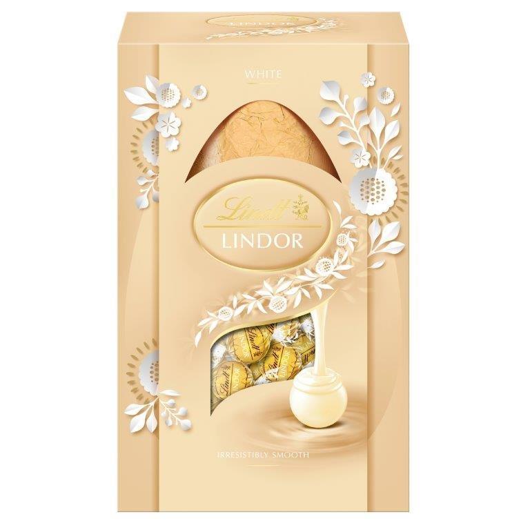 Lindor Shell Egg White 260g