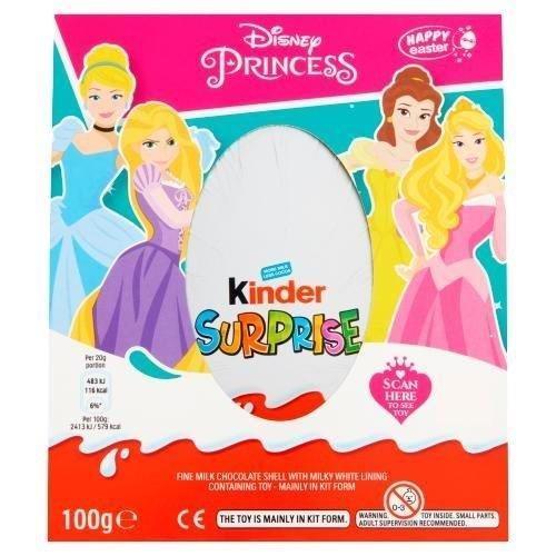 Kinder Surprise Large Egg 100g (Theme TBC)