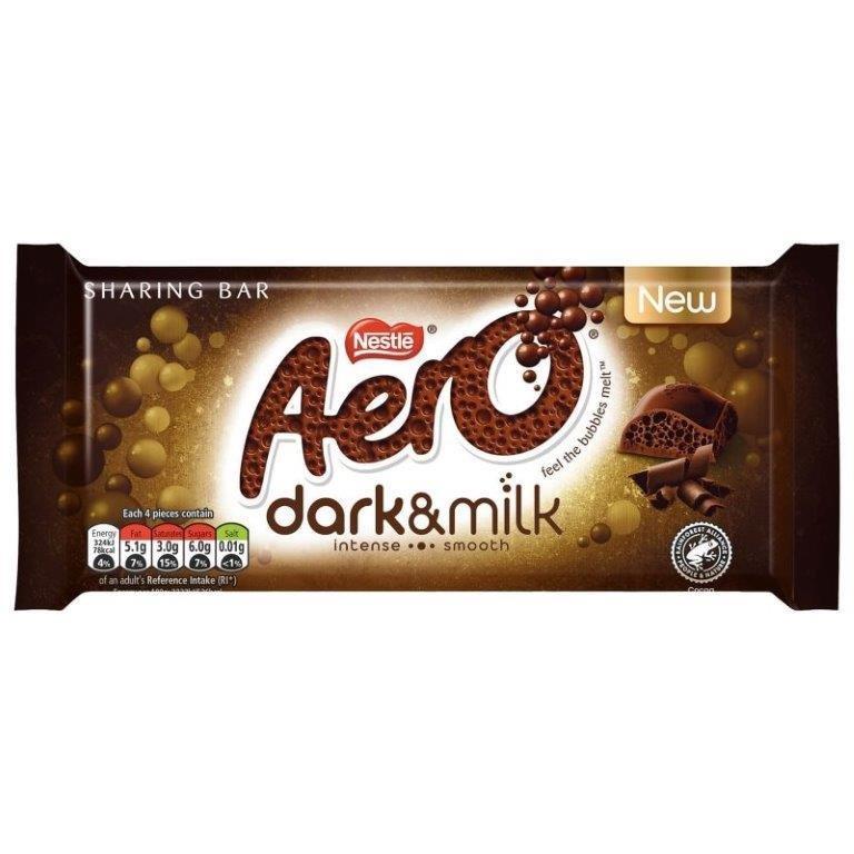 Aero Block Dark Milk 90g NEW