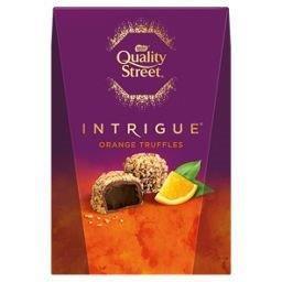 Quality Street Intrigue Orange 200g NEW