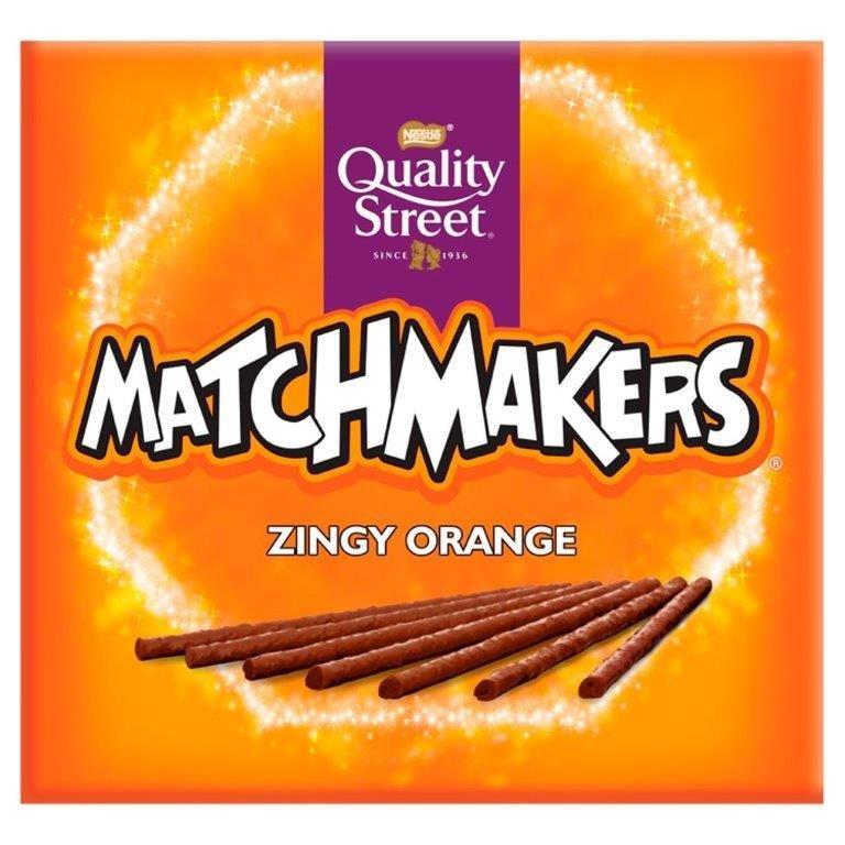 Quality Street Matchmakers Orange 120g