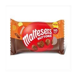 Malteser Buttons Orange Std Bag 32g NEW