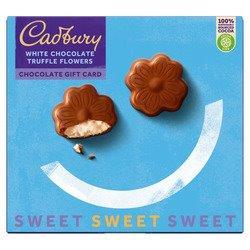 Cadbury Cards Flower 112g NEW