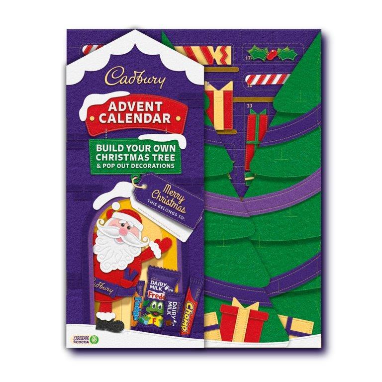 Cadbury Pop Up Advent 267g