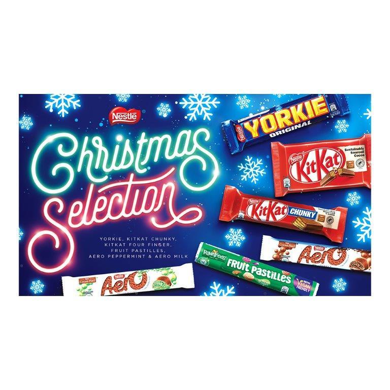 Nestle Adult Selction Box 216g