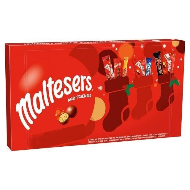 Maltesers & Friends Large Selection Box 207g