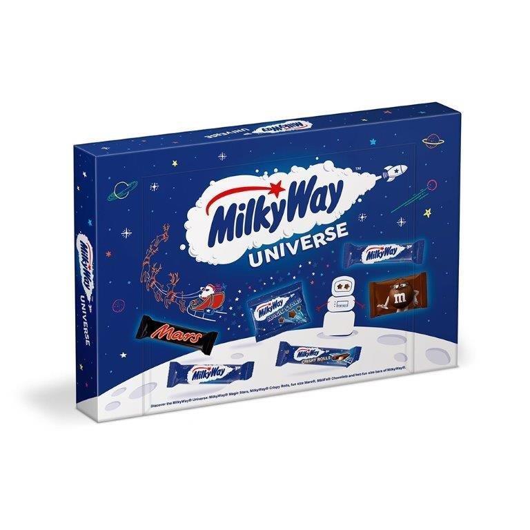 Milky Way & Friends Medium Selection Box 124.5g