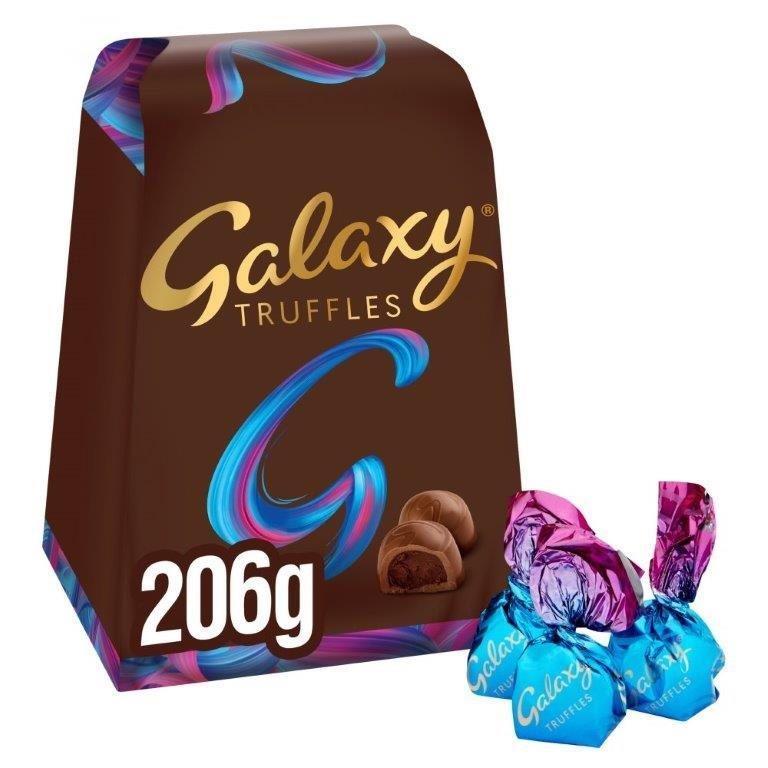 Galaxy Truffles Medium Gift Box 190g