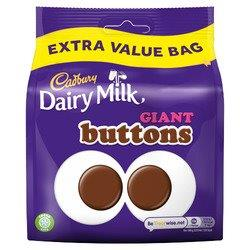 Cadbury Giant Buttons Pouch 330g NEW