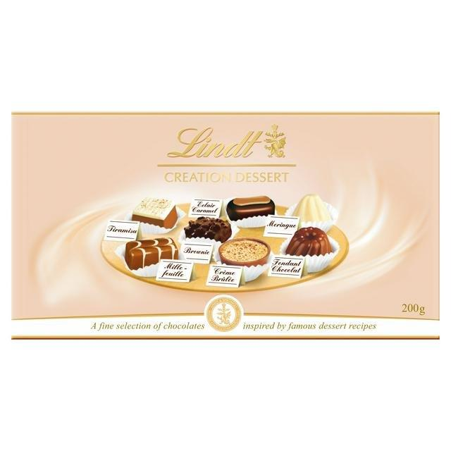 Lindt Creation Desserts 200g
