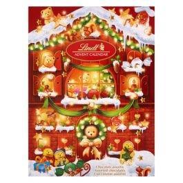Lindt Teddy Advent Calendar 172g