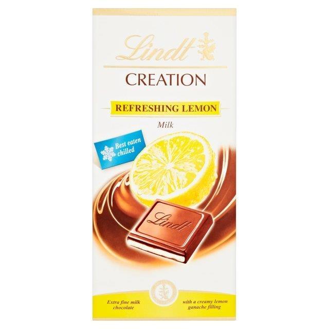 Lindt Creation Refresh Lemon 150g