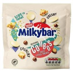 Milkybar Combos Pouch 110g NEW