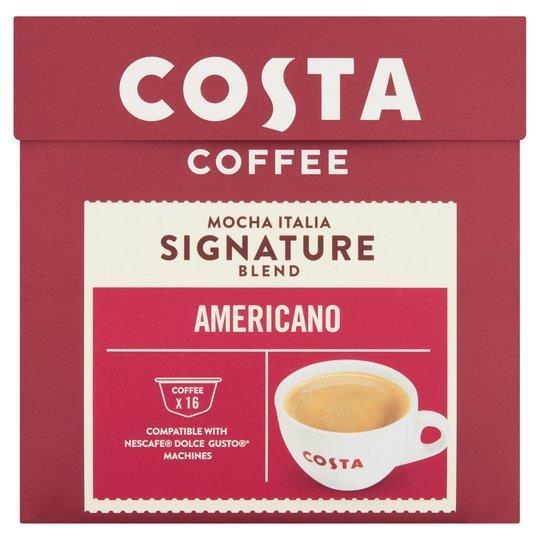 Costa Dolce Gusto Americano 16's