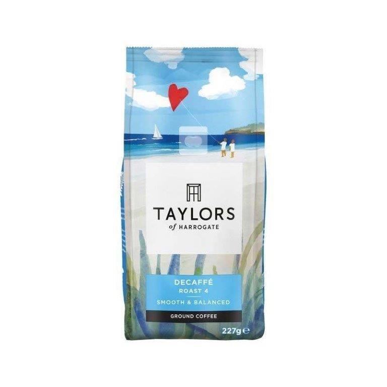 Taylors of Harrogate Decaff Coffee 227g