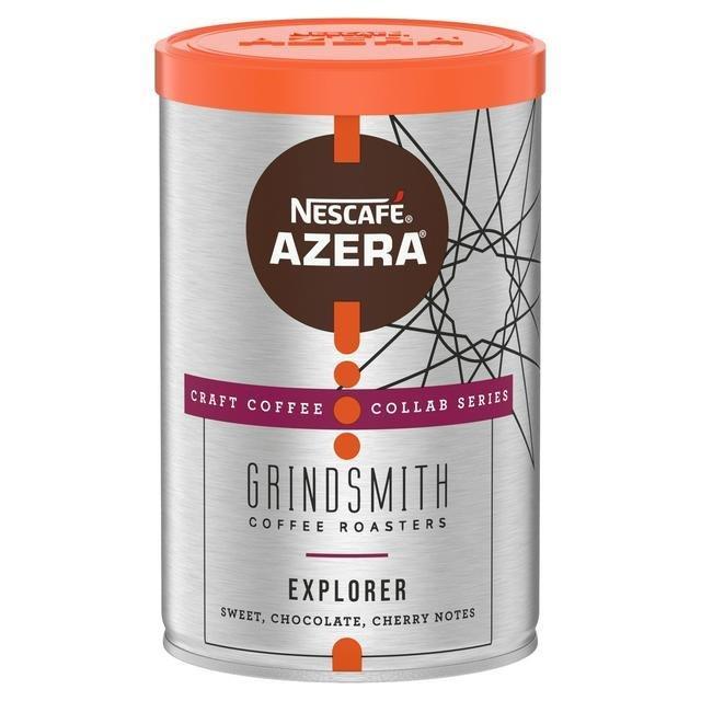 Nescafe Azera Grindsmith Tin 80g NEW