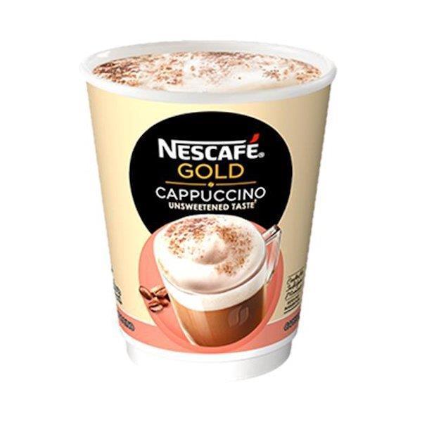 Nescafe & Go Cappuccino Unsweetened
