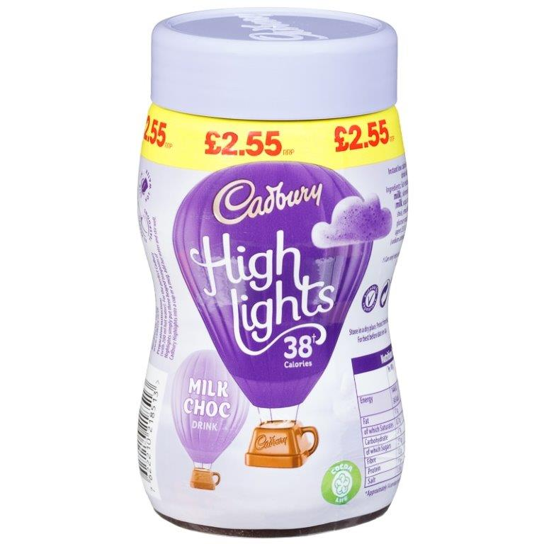 Cadbury Highlights 154g PM £2.55