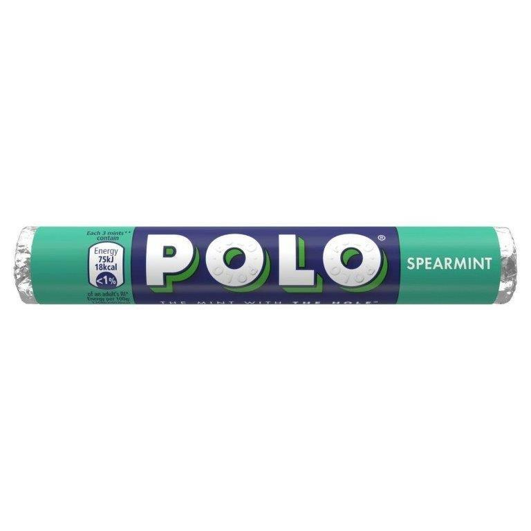 Polo Std Spearmint 34g