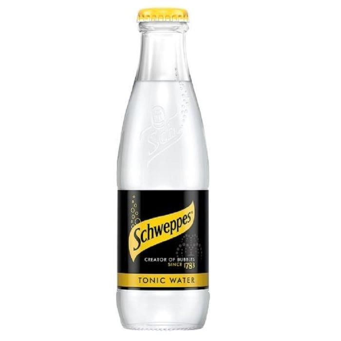 Schweppes Tonic Water Glass 200ml